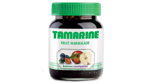 Tamarine 260gr Glass Jar